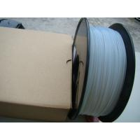 China 3D Printing Color Changing Filament High Performance , White To Blue wholesale