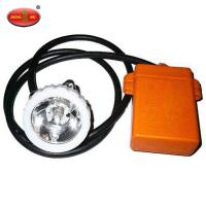 China 3.6V 3.5Ah KJ3.5LM High Power LED Mining Safety Cap Lamp For Sale wholesale