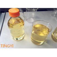 Buy cheap Yellow Liquid Injectable Anabolic Steroids Masteron Enanthate For Muscle from wholesalers