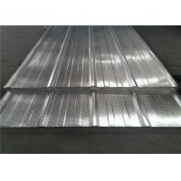 China Waterproof Aluminium Alloy Sheet Galvanized Building Material Aluminum Roof Sheet on sale