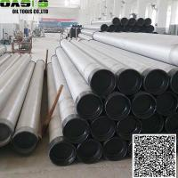 China Seamless or Welded 304 Stainless Steel Well Casing/stainless steel casing pipe wholesale