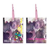 China Personalised Custom Printed Hang Tags For Kid Clothing Coated Paper Material wholesale