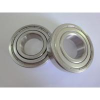China 61800 - 2RS Thin Section Deep Groove Ball Bearings 10x19x5 Mm For Cars / Compressors wholesale