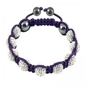 China Crystal Bangle Bracelets CJ-B-103 wholesale