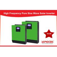 China 3KVA - 5KVA Off Grid Solar Power Inverters , 220v High Frequency household inverter on sale