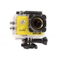 Quality Portable Digital Wifi Outdoor Sports Camera / Helmet Action Camera Yellow Blue for sale