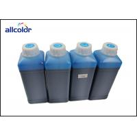 China Textile Printing Water Based Ink / Inkjet Polyester Sublimation Printing Ink 1000ml wholesale