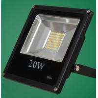 China 10W-50W UL SAA led flood light black grey fixture dimmable aluminum + tempered glass wholesale