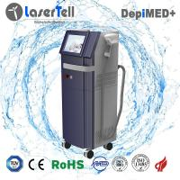China Permanent 808nm Diode Laser Hair Removal Machine With Single Pulses 75kgs wholesale