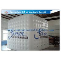China Square Inflatable Helium Balloons For Display Show Digital Printing wholesale