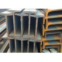 China Q235 Steel I Beam, High Strength Structural Steel I Beams For Building Construction wholesale