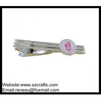 China Fashion Stainless Steel Enamel Tie Clip--Made in China wholesale