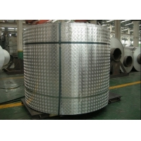 China 5754 Aluminum Checker Plate Sheet For Building Structure wholesale