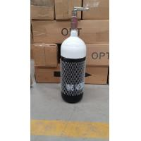 China Small size medical cylinder oxygen with CGA870 valve 2L seamless steel cylinder wholesale