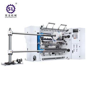 300m Speed Automatic Slitting Machine for Paper Plastic Film and Aluminum Foil
