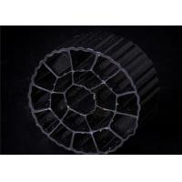 Buy cheap 25mm x 12mm Colorful MBBR Filter Media HDPE Material PE06 Bio Media from wholesalers
