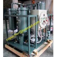 China Gas Turbine Oil Filtration Equipment,unqualified used oil cleaning by vacuum dewatering wholesale