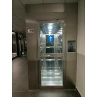 China ISO8 Class Clean Room Air Shower Tunnel With H13 HEPA Filter Single Swing Door wholesale