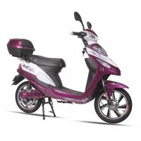China 350W Battery Adult Electric Scooter 2 Wheel Battery Powered Scooter With Seat wholesale