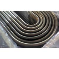 Stainless Steel U Bend Tube ASTM B163, ASME SB 163, ASME B677, EN10216-5 TC2 D4 1.24MM, 1.65MM, 2.0MM, 2.11MM, 2.5MM
