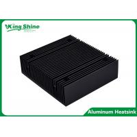 China Aluminium Extrusion Extruded Heatsink 50w-150w With Pre-Drilled Holes Diy Led Lamps wholesale