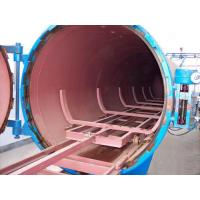 High temperature and pressure Wood Autoclave Pressure For Automotive Industrial
