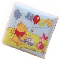 Quality BPA Free Waterproof Baby Bath Books Custom Designed Floating Lovely Book for sale