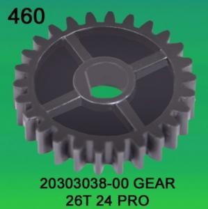 China Noritsu LP24 pro minilab Gear 20303038 / 20303038-00 / H153063-00 / H153063 wholesale