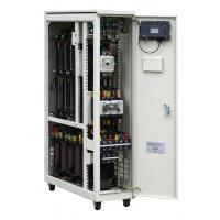 Quality Three Phase Servo Controlled Voltage Stabilizer 100KVA 380V GPRS touch screen for sale