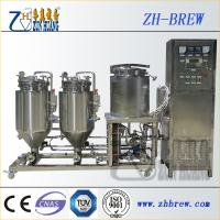 Buy cheap 50L small home brewery mini beer brewing equipment from wholesalers
