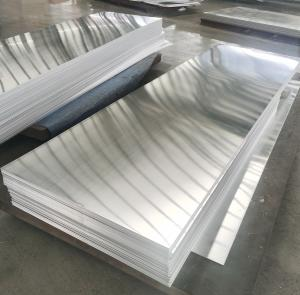 China Anodized Aluminum Sheet 1050 1060 1100 3003 5083 6061 Aluminum Plate For Cookwares And Lights wholesale