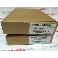 China Bently Nevada 3500 System 3500/94 VGA DISPLAY TOUCHSCREEN High quality wholesale