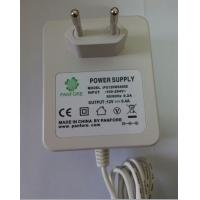China 12V400mA Emergency Power Supply For Router White Color Europe Plug wholesale