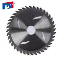 China Thick Kerf Table Saw Blade with TCT Circular Saw Fine Cutting Disc on sale