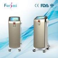 Buy cheap verticle type 1800W Diode Laser Machine For Permanent Hair Removal (808nm) from wholesalers