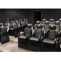 Buy cheap Luxury Mition 5D Flight Simulator Cinema In Saudi Arabia / 5D Cinema Seats from wholesalers