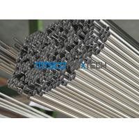 China TP321 / 321H 3 / 4 Inch Sanitary Stainless Steel Tubing , ASTM A269 Seamless Boiler Tube wholesale