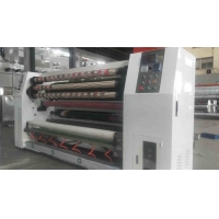China Transparent Cello Adhesive Crystal 12mm 4.5kw Clear Tape Slitting Machine wholesale