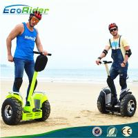 China 72 V Brushless Motor Two Wheel Electric Chariot wholesale