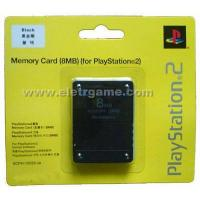 China PS2 Memory Cards(8M ---128M) on sale