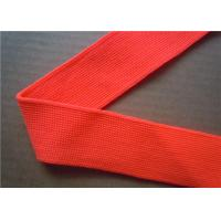 China Embroidered Silk Satin Ribbon Patterned High Tenacity For Clothes wholesale