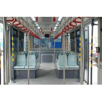 Quality Full Aluminum Body Electric Shuttle Bus To The Airport Apron Bus for sale