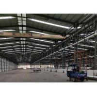 China Water Proof And Fire Prevention Prefab Steel Buildings For Factory / Workshop wholesale