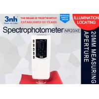 Buy cheap NR20XE Color Matching Spectrophotometer for Surface Stripe / Wet Products Beef from wholesalers