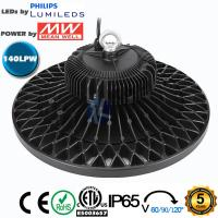 China IP65 Waterproof UFO LED High Bay 100W CE RoHS Listed 5 Years Guarantee wholesale