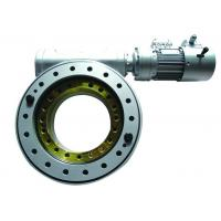 Quality china slew drive for solar power in spain supplier , Worm Gear Slew Drive With Low Output Speeds for sale