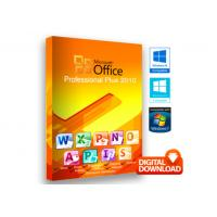 Buy cheap English Language Microsoft Office Professional Plus 2010 Activation Online from wholesalers