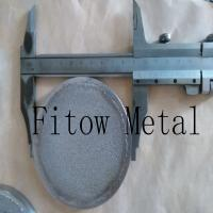 China GR2 Metal powders burning corrugated board, corrugated board sintered porous titanium plate wholesale