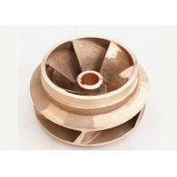 China Precision Cnc Machining Parts ODM  Copper Alloy  Impeller/Vane Wheel on sale