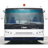 China Professional 102 Passenger 200 Liter Airport Passenger Bus With PPG Painting wholesale